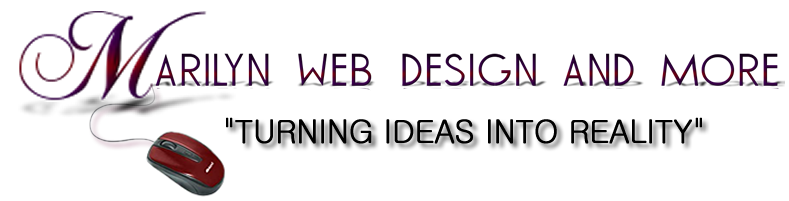 Marilyn Web Design And More